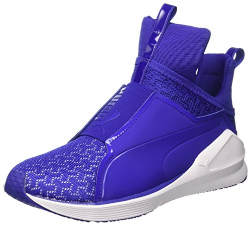 Blue Fierce Eng Sneaker Puma Royal bianco Mesh qWXP6xF1vw