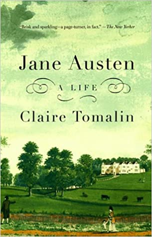 Amazon jane austen a life ebook claire tomalin kindle store fandeluxe Ebook collections