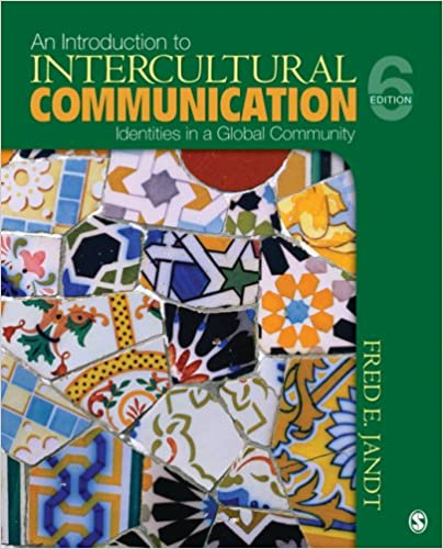 Amazon an introduction to intercultural communication an introduction to intercultural communication identities in a global community sixth edition edition fandeluxe Gallery