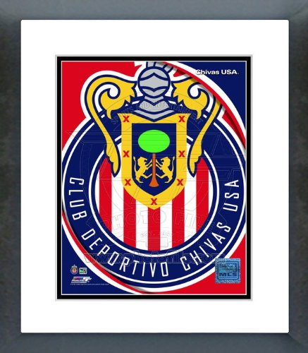 (Club Deportivo Chivas Team Logo Framed Picture 8x10 )