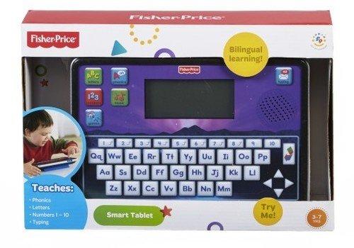 Fisher-Price Bilingual Learning! Smart Tablet Smart Tablet