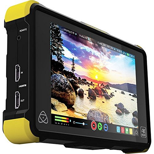 Atomos Shogun Flame 7 In. 4K HDMI/SDI Recording Monitor by Atomos