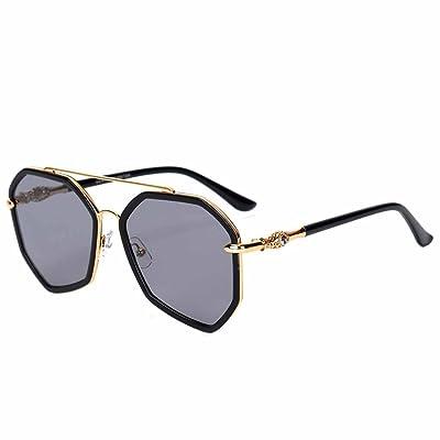 XD-Élégantes lunettes de grand châssis Mesdames