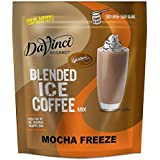 Caffe D'Amore Frappe Freeze Mocha Coffee Mix- 3 Lbs Reclosable Bag