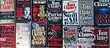 Jack Ryan Tom Clancy 12 Book Set