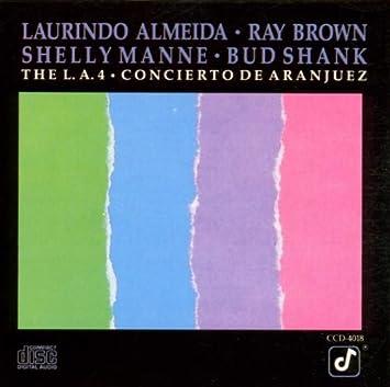 Amazon.com: The L.A. Four - Concierto De Aranjuez by The ...