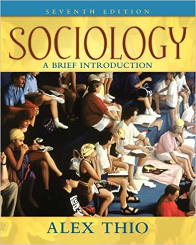 Amazon sociology a brief introduction 7th edition sociology a brief introduction 7th edition 7th edition fandeluxe Gallery