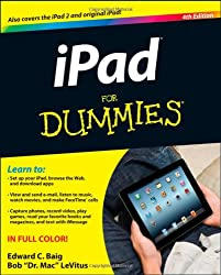 Image of the product iPad For Dummies that is listed on the catalogue brand of Brand: For Dummies.