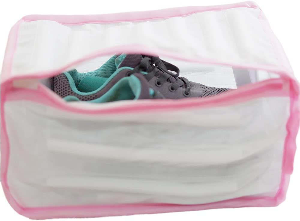 Bolsa de nylon para lavar las zapatillas de deporte en la lavadora ...
