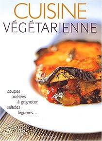 Cuisine végétarienne par Marabout
