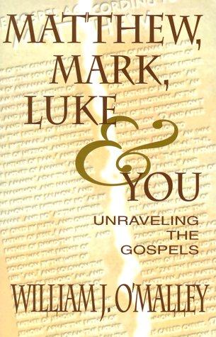 Matthew, Mark, Luke, & You