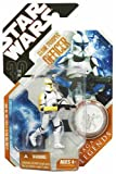 : Star Wars 30th Anniversary Clone Trooper Officer with Coin (Colors May Vary)