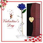 24k-Gold-Rose-Flowers-Artificial-Rose-with-Gift-Box-and-Transparent-Stand-for-Valentine-Mothers-Day-Anniversary-Birthday-Gift-for-Sister-Friend-for-Decoration-Preserved-Forever