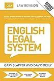 Q&a English Legal System, Slapper, Gary and Kelly, David, 1138778699