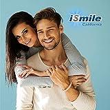 iSmile Teeth Whitening Kit with LED Light, No