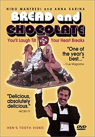 Bread and Chocolate Movie Poster