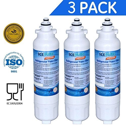 IcePure Refrigerator Replacement Compatible ADQ73613401 product image
