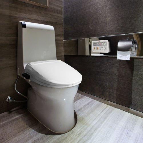 Biobidet Supreme Bb 1000 Elongated White Bidet Toilet Seat