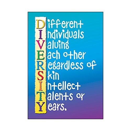 - Argus Diversity Poster, 13.375