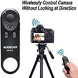 AODELAN Wireless Remote Control BR-E1A Canon EOS R, M50, 6D Mark II, 77D, 800D, 200D, EOS Rebel SL2, Rebel T7i, PowerShot SX70 HS