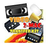 VHS & Camcorder Video Capture Kit. For Mac OSX. Works with macOS High Sierra (10.13), Sierra (10.12) El Capitan (10.11), Yosemite (10.10), Mavericks (10.9.5). Includes USB capture hardware, leads & capture software. Links your existing VCR or Camcorder to your Apple Mac. Copy, Convert, Transfer VHS, S-VHS, VHS-C, Hi8, Digital8, Video8, Mini-DV & Betamax. For all iMac, Macbook Pro, Mini & Pro models. Includes video tutorial & digital download link for Macs without DVD drives.