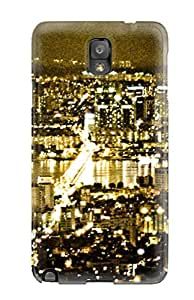 New Snap-on Skin Case Cover Compatible With Galaxy Note 3- Seoul City 8303538K63362853