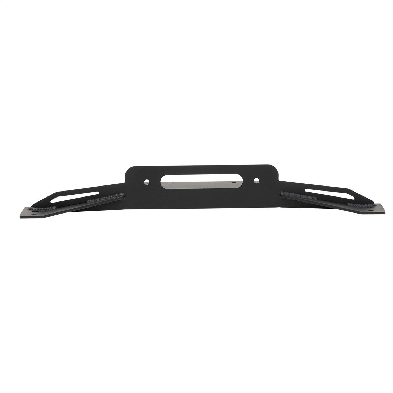Smittybilt Winch Plate for TJ/YJ/LJ factory bumpers 2802