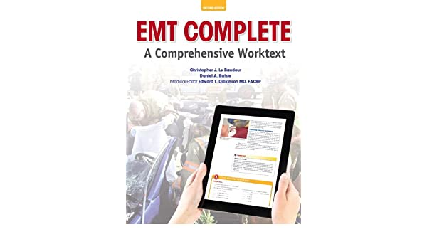 EMT Complete: A Comprehensive Worktext Plus NEW MyBradyLab with ...