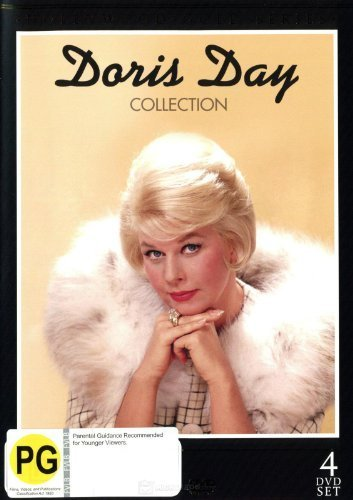 Doris Day Collection ~ Midnight Lace/Move Over Darling/Do Not Disturb/Caprice (4XDVD) (PAL) (REGION 4) {IMPORT} (Move Over Darling)