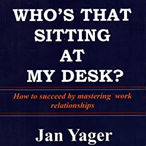 Who's That Sitting at My Desk? Audiobook