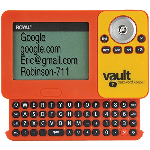 ROYAL 39226U PV1 Digital Password Vault electronic consumer Electronics from Unknown