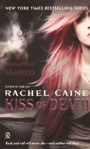 book cover of Kiss of Death