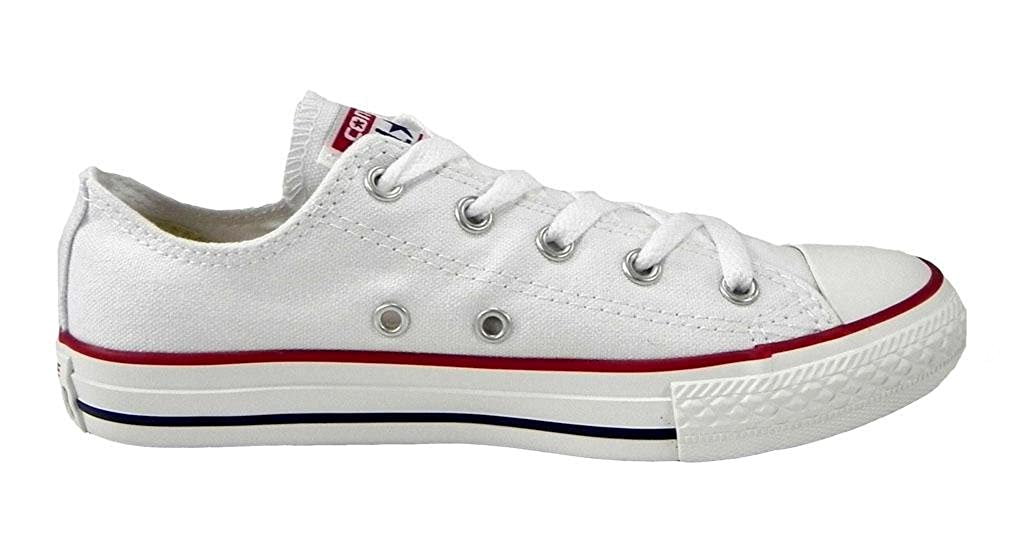 10.5 Kids, Low Optical White Converse All Star Low Top Kids//Youth Shoes Boys//Girls Sneakers