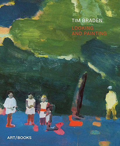Book cover from Tim Braden: Looking and Painting by Jennifer Higgie