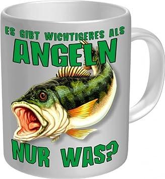 Teetasse ANGELN Keramik Becher ANGLER EVOLUTION KaffeeBecher