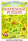 Map and Maze Puzzles, Sarah Dixon, 0746015798