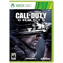 Call of Duty: Ghosts Xbox 360 + Free Fall Bonus Map DLC Included
