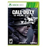 Call of Duty Ghosts Xbox 360 Activision Video Game with Included Bonus Map