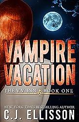 Vampire Vacation: Paranormal Mystery Suspense (The V V Inn Book 1)