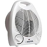 Nova NH 1201 2000-Watt Room Heater (White)