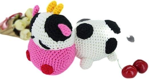 la vaca lola ya encontró su hogar para... - Amigurumis valentina ... | 281x522