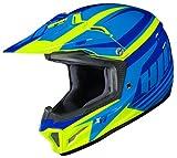 HJC Unisex-Child Off Road CL-XY II Bator Helmet (MC-3H, Medium)
