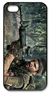 icasepersonalized Personalized Protective Case for iPhone 5 - Call Of Duty