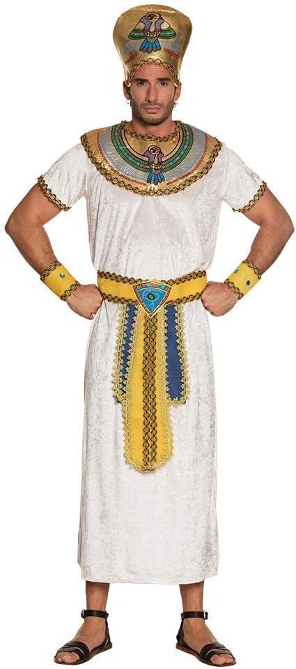 Boland Disfraz de faraón Egipcio (5 Piezas): Amazon.es: Juguetes y ...