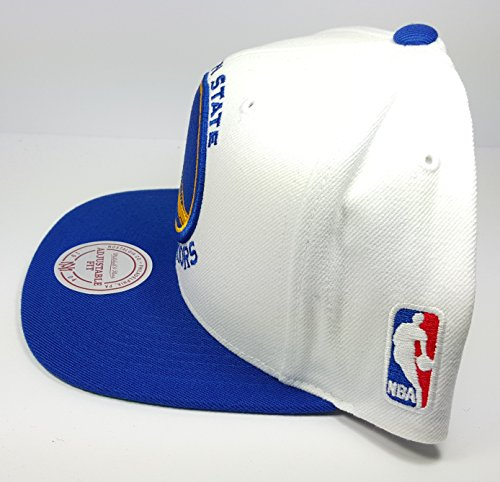 Mitchell & Ness Golden State Warriors Retro Snapback Hat