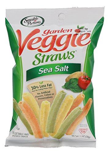 Dot-Grocery Sensible Portion Lightly Salted Veggie Straws, 1 oz
