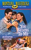 You Belong to Me, Jennifer Greene, 0373650485