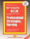 Professional Strategies, Nursing, Rudman, Jack, 0837359007