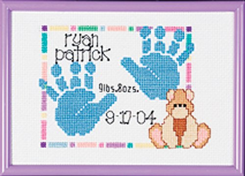 Bulk Buy: Janlynn Special Moments Baby Handprints Mini Count