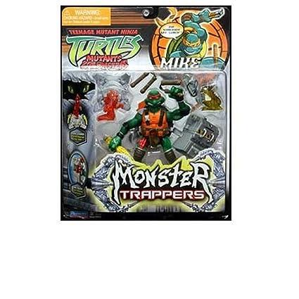 Amazon.com: Teenage Mutant Ninja Turtles Monster Trappers ...
